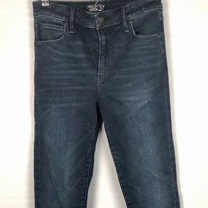 Abercrombie and Fitch high rise skinny jeans sz 6